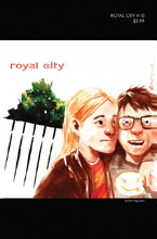 Image: Royal City #10 (cover B 90S Album Homage) - Image Comics
