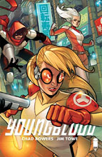 Image: Youngblood #9 (cover A - Towe) - Image Comics