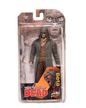 Image: Walking Dead Action Figure: Beta  (Color) - Image Comics