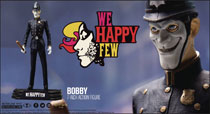 Image: We Happy Few: Bobby Action Figure Case  - Tmp Toys / Mcfarlane's Toys