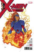 Image: X-Men: Red #1  [2018] - Marvel Comics