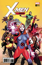 Image: X-Men Red #1 (Legacy) (variant cover - Asrar) - Marvel Comics