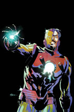 Image: Invincible Iron Man #597 (Legacy) - Marvel Comics