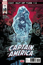Image: Captain America #698 (Legacy)  [2018] - Marvel Comics