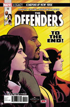 Image: Defenders #10 (Legacy) - Marvel Comics