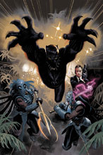 Image: Black Panther Annual #1 (Legacy) - Marvel Comics