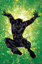 Image: Black Panther Annual #1 (Legacy) (variant cover - Stelfreeze) - Marvel Comics