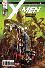 Image: X-Men: Gold #21 - Marvel Comics
