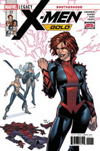 Image: X-Men Gold #22 (Legacy) - Marvel Comics