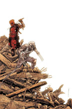 Image: Deadpool vs. Old Man Logan #5 - Marvel Comics