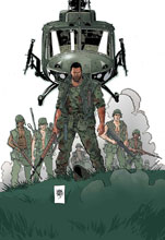 Image: Punisher: The Platoon #6 - Marvel Comics