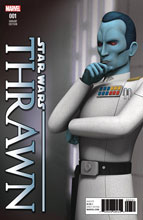 Image: Star Wars: Thrawn #1 (variant Animation cover) - Marvel Comics