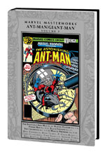 Image: Marvel Masterworks Ant-Man Giant-Man Vol. 03 HC  - Marvel Comics