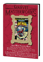 Image: Marvel Masterworks Ant-Man Giant-Man Vol. 03 HC  (DM variant cover) (261) - Marvel Comics