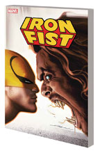Image: Iron Fist Vol. 02: Sabretooth Round Two SC  - Marvel Comics