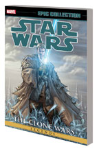 Image: Star Wars Legends Epic Collection: Clone Wars Vol. 02 SC  - Marvel Comics