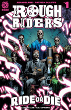 Image: Rough Riders: Ride or Die #1 - Aftershock Comics