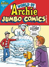 Image: World of Archie Jumbo Comics Digest #76 - Archie Comic Publications