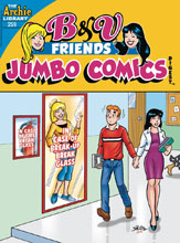 Image: B & V Friends Jumbo Comics Digest #259 - Archie Comic Publications