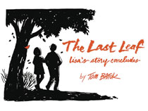 Image: Last Leaf: Lisa's Story Concludes SC  - Black Squirrel Books