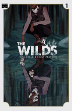 Image: Wilds #1 (cover A - Pearson) - Black Mask Comics