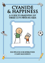 Image: Cyanide & Happiness: Guide Parenting by 3 Guys with No Kids SC  - Boom! Studios