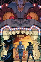 Image: Big Trouble in Little China: Old Man Jack #6 - Boom! Studios
