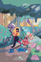 Image: Steven Universe #13 (subscription cover - Mosley) - Boom! Studios