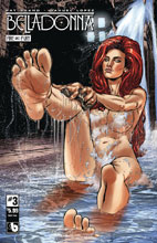 Image: Belladonna: Fire Fury #3 (variant cover - Bath Time) - Boundless Comics