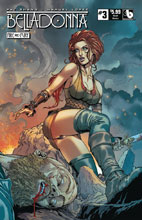 Image: Belladonna: Fire Fury #3 (variant cover - Shield Maiden) - Boundless Comics