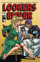 Image: Lookers Ember #7 (variant cover - Gga Homage) - Boundless Comics