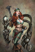 Image: Legenderry Red Sonja #1 (cover C incentive - Virgin) (20-copy) - Dynamite