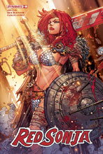 Image: Red Sonja #14 (cover A - Meyers) - Dynamite