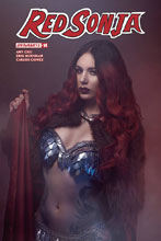 Image: Red Sonja #14 (cover D - Cosplay) - Dynamite