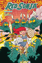 Image: Red Sonja #14 (cover E subscription - Baltazar) - Dynamite