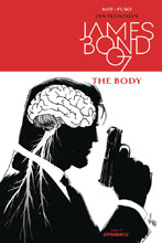 Image: James Bond: The Body #2 (cover B incentive - B&W) (10-copy) - Dynamite