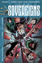 Image: Sovereigns: End of the Golden Age SC  - Dynamite