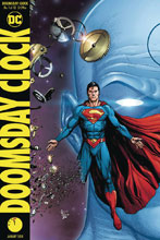 Image: Doomsday Clock #1 (DFE signed - Jim Lee) - Dynamic Forces