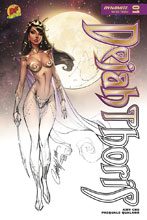 Image: Dejah Thoris #1 (variant DFE cover - Gradient Campbell) - Dynamic Forces