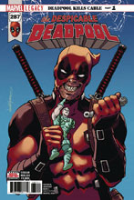 Image: Despicable Deadpool #287 (DFE signed Red - Nicieza) - Dynamic Forces