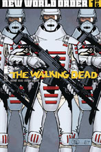Image: Walking Dead #175 (variant DFE cover - Haeser Sketch Remark) - Dynamic Forces