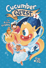 Image: Cucumber Quest Vol. 02: Ripple Kingdom GN HC  - First Second (:01)