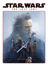 Image: Star Wars: The Last Jedi Interview Special  (PX cover) - Titan Comics