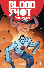 Image: Bloodshot Salvation #6 (cover D incentive - Lafuente) (20-copy) - Valiant Entertainment LLC