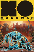 Image: X-O Manowar [2017] #12 (cover B - Camuncoli) - Valiant Entertainment LLC