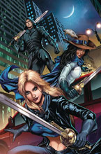 Image: Musketeers #1 (cover A - Riveiro) - Zenescope Entertainment Inc