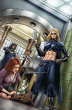 Image: Musketeers #1 (cover B - Atkins) - Zenescope Entertainment Inc