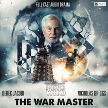 Image: Doctor Who Audio CD: War Master Series 01  - Big Finish