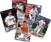 Image: Topps 2018 Opening Day Baseball Card Box  - Topps Company