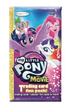 Image: My Little Pony: The Movie Card Fun Pack Box  - Enterplay LLC